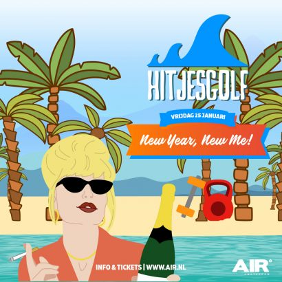 Hitjesgolf new year new me air amsterdam